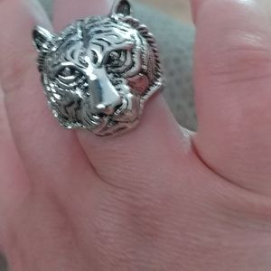 Other - ♥️New tiger stainless steel ring